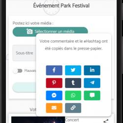 mise-en-situation-app.diapowall.com-page-événement-partage-réseaux-sociaux